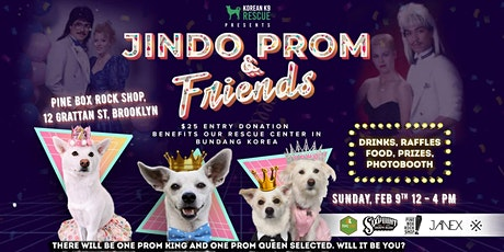 KK9R's Jindo Prom & Friends Party tickets
