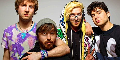 Anamanaguchi - postponed tickets
