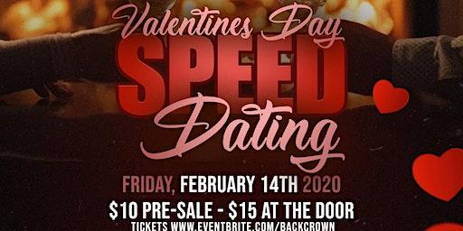 Speed Dating *Singles Affair*