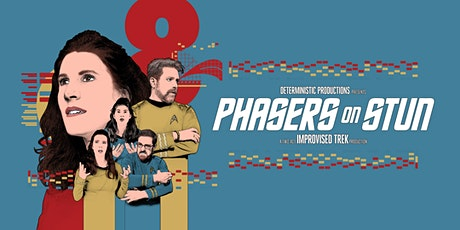 Phasers on Stun: Klingon May Cry tickets