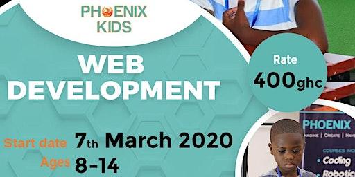 Phoenix Kids Saturday Classes (WEB DEVELOPMENT)