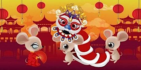 Lunar New Year Festival/ Festival Lunar de año nuevo tickets