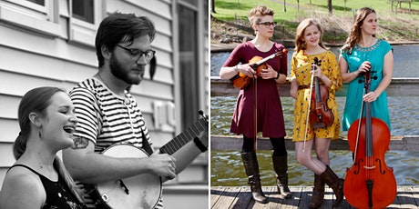 The Boston Imposters & Lady Spruce tickets