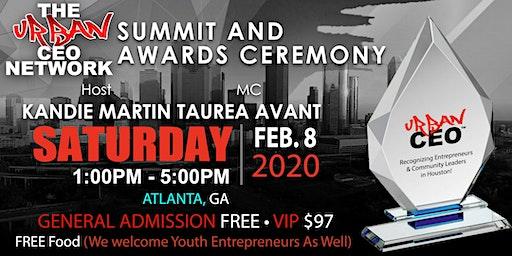Urban CEO Summit [Atlanta GA] (Free Food & Plenty of Parking)