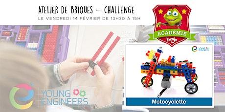 Young Engineers - Atelier de briques billets