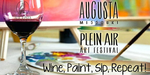 Wine, Paint, Sip, Repeat!