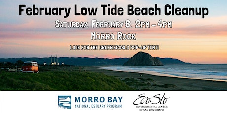 February Low Tides Beach Cleanup tickets