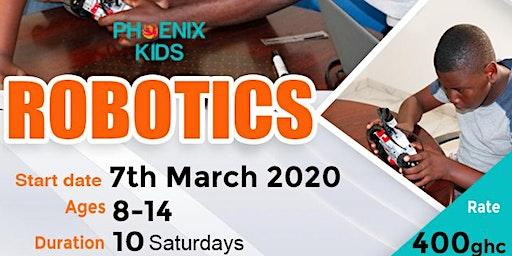 Phoenix Kids Saturday Classes (Robotics)