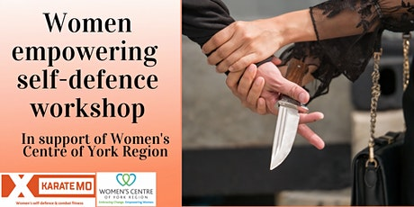 Women Empowerment Self-defence Workshop tickets