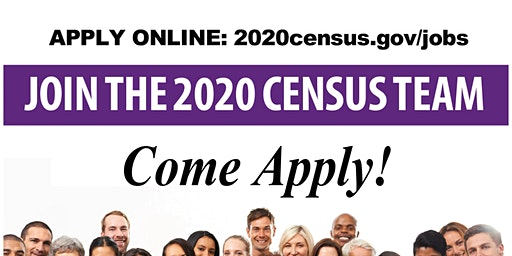 WMBA: Join the 2020 US Census Bureau Team