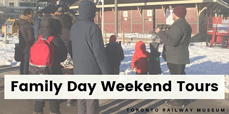 Family Day Weekend Tours tickets