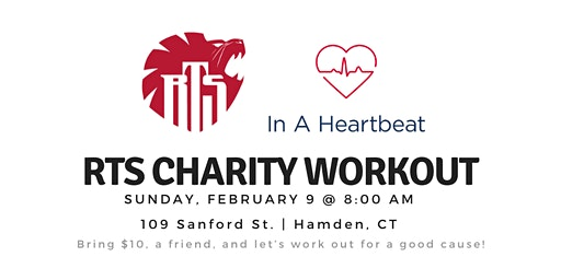 RTS Charity Workout :: In A Heartbeat