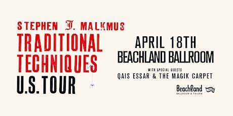 Stephen Malkmus • Qais Essar & the Magik Carpet tickets