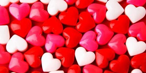 Children's Valentines Card making party