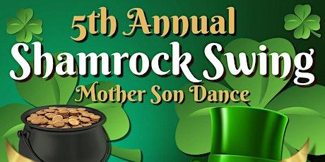 Shamrock Swing tickets