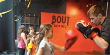 7th Grade Girls Bout Boxing for Leukemia and Lymphoma