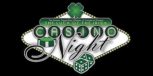 Greater Topsail Casino Night