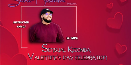 Sensual Kizomba for Valentine's Day tickets