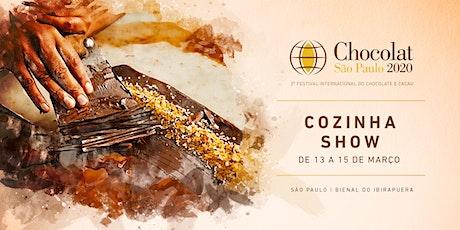 Cozinha Show | Chocolat Festival | São Paulo 2020 ingressos