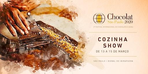 Cozinha Show | Chocolat Festival | São Paulo 2020