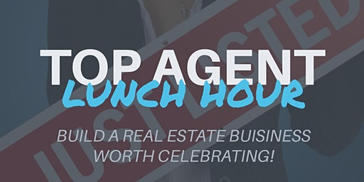 Top Agent Lunch Hour - How To Offer ZERO Seller Commissions & Still Get 6%