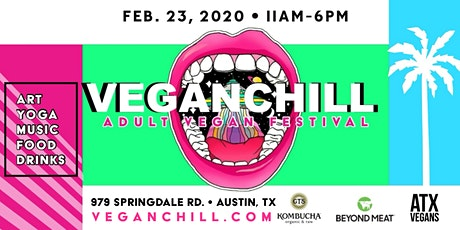 VEGANCHILL Fest - ATX tickets