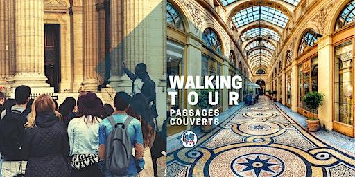 ✦Free Walking Tour : Les passages couverts ✦