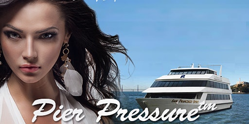 Pier Pressure SF Labor Day Weekend Yacht Party