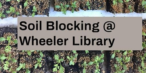 Soil Blocking Workshop