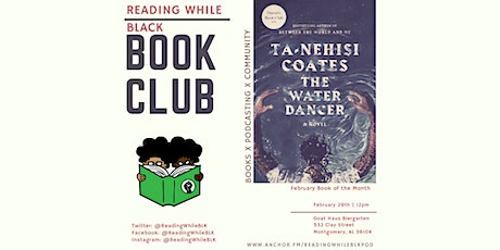 Reading While Black Book of the Month Live Podcast Discussion tickets