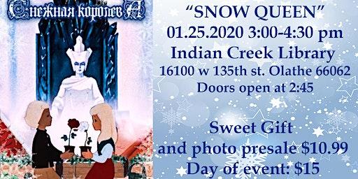 Snow Queen  Performance for Children