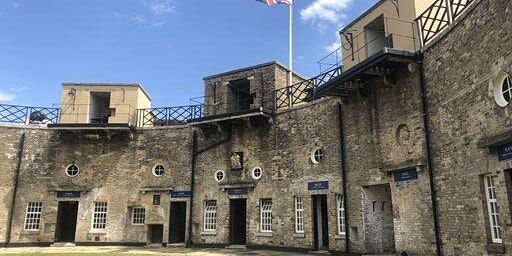 Fort Redoubt Ghost Hunt, Harwich, Essex | Saturday 15th February 2020