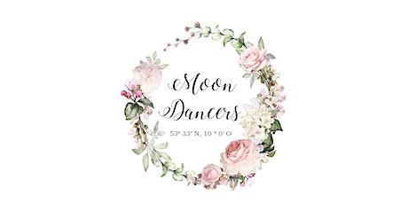 """Moon Dancers - """"3 - eine halbe Ewigkeit""""  - Im Rhythmus mit dem Mond Tickets"""