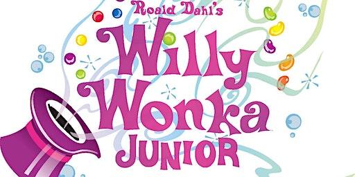 Pine Street Elementary School Presents Wonka, Jr.