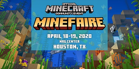 Minefaire, an Official MINECRAFT Community Event (Houston, TX) tickets