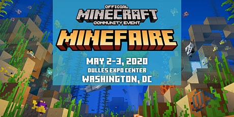 Minefaire, an Official MINECRAFT Community Event (Washington DC) tickets