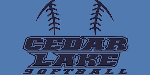 Cedar Lake Girls Softball Spaghetti Dinner Fundraiser