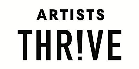 Artists Thrive Summit tickets