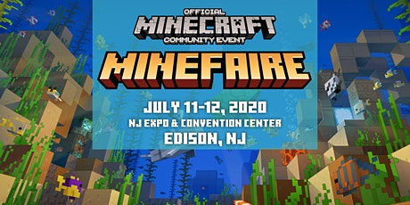 Minefaire, an Official MINECRAFT Community Event (Edison, NJ) tickets