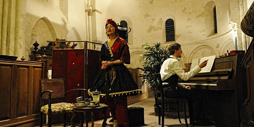 """Madame Crochy"" - muzikale voorstelling over Debussy."