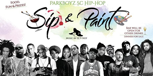 ParkBoyz SC Hip-Hop Sip & Paint