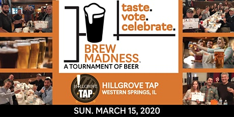 Brew Madness - Hillgrove Tap Beer Tournament tickets