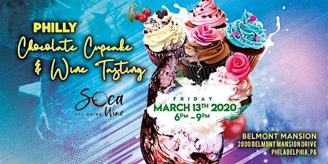 Philadelphia Chocolate, Cupcake & Wine Tasting tickets
