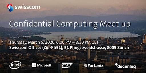 Swisscom - Confidential Computing Meet up