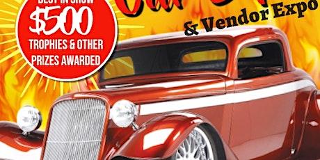 Custom Classic Car show & Vender Expo tickets