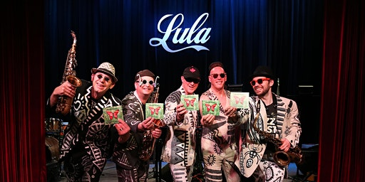 Shuffle Demons CD release Party Lula Lounge Feb. 27th