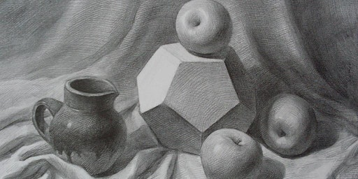 FREE TRIAL CLASS | STILL-LIFE DRAWING