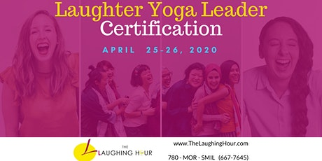 Laughter Yoga Leader Certification - 2020 tickets