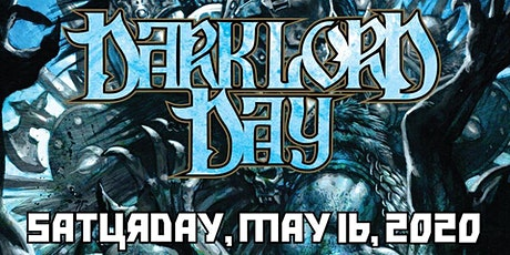 OFFICIAL DARK LORD DAY SHUTTLE 2020 tickets
