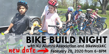 Bike Build Night with KU Alumni Association tickets